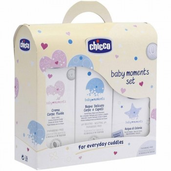 set de bano baby moments chicco